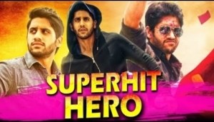 Video: Superhit Hero 2018 South Indian Movies Dubbed In Hindi Full Movie | Naga Chaitanya, Kajal Aggarwal